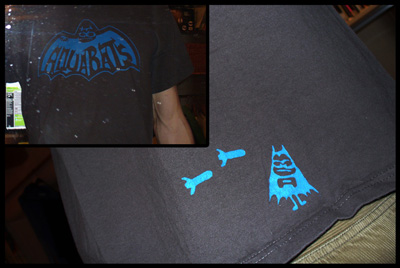 Aquabats-Shirt